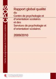 Rapport global qualité-SPOS-CPOS-2009-2010