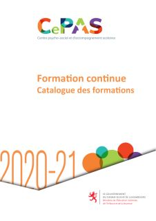 FC-2020-2021-catalogue des formations CePAS-SePAS