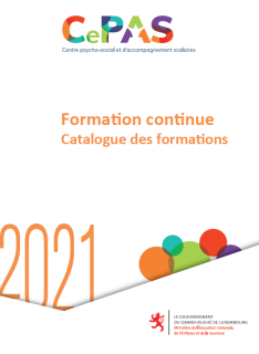 Capture-Formation Continue-catalogue-2021