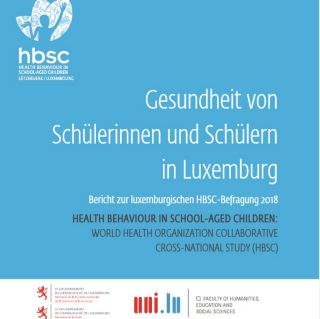 Rapport sur l'enquête internationale HBSC (Health Behaviour in School-aged Children) 2018
